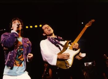 Jimmy Rip & Mick Jagger