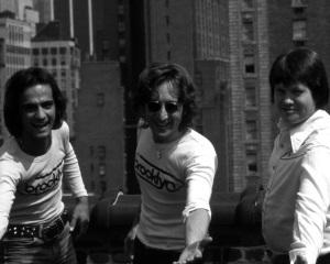 Jimmy Iovine, John Lennon, Bobby Keys