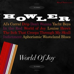 Howler-World-of-Joy-album-cover