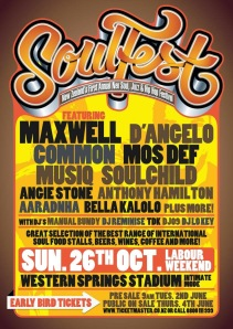 soulfest Poster2