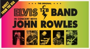 Elvis TCB Poster