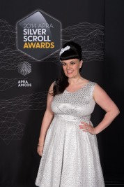 APRA Silver Scrolls Awards at TSB Arena Wellington on 30 October 2014