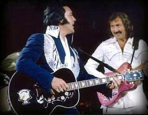 Elvis Presley & James Burton