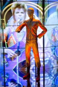 Installation Shot of David Bowie is at the V&A is courtesy David Bowie Archive (c) Victoria and Albert Museum, London (3)