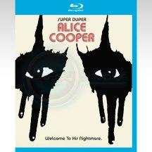 SUPER DUPER ALICE COOPER (BLU-RAY)