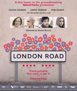 London Road poster