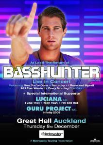Basshunter Poster