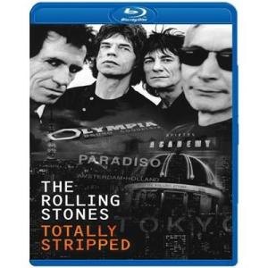 Totally Stripped Blu Ray
